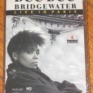 Dee Dee Bridgewater Live In Paris HQ Cassette